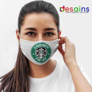 Starbucks Parody Mask Cloth Graphic Shop
