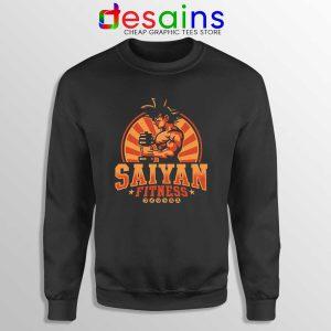Super Saiyan Workout Sweatshirt