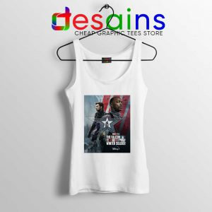 Buy Falcon and Winter Soldier Tank Top Disney+ Marvel