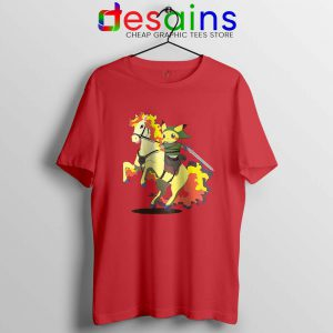Cute Pikachu Zelda T Shirt Pokemon Game