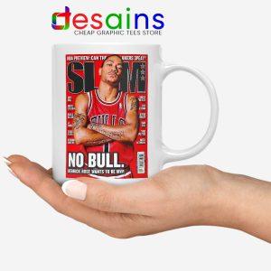 Derrick Rose No Bulls Mug Slam Magazine Cover