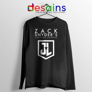 Justice League Zack Snyder Cut Long Sleeve Tee DC