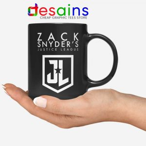 Justice League Zack Snyder Cut Mug DC Comics
