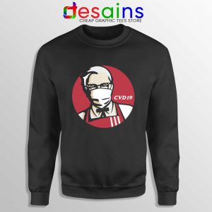 KFC Specials Covid19 Sweatshirt Corona Vaccine
