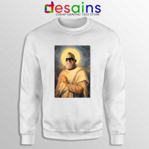 Mr Incredible Meme Pious Sweatshirt Bob Parr