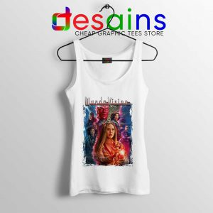 Scarlet Witch and Vision Tank Top Wandavison Disney+