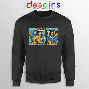Scotty Doesnt Know Sweatshirt X-Men Comics