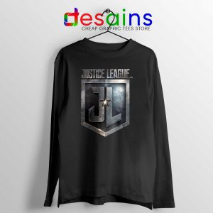 Snyder Cut New Justice League Long Sleeve Tee DCEU Film