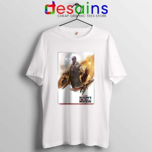 The Falcon and Winter Soldier T Shirt Marvel Tv Series