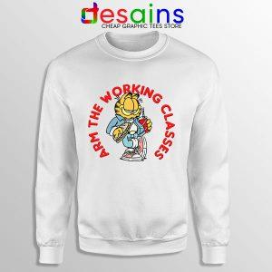 Buy Garfield Meme Sweatshirt Arm The Working Classes