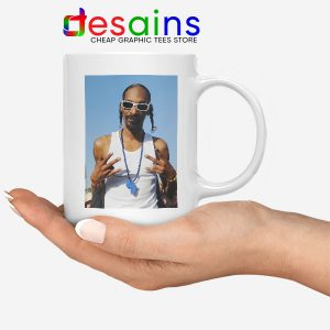 Snoop Dogg Rapper Ceramic Mug The Chronic