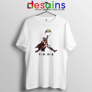 Air Jordan Retro Baby Yoda T Shirt Mandalorian