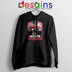Cat Sabbath Band Hoodie Funny Meow Bands
