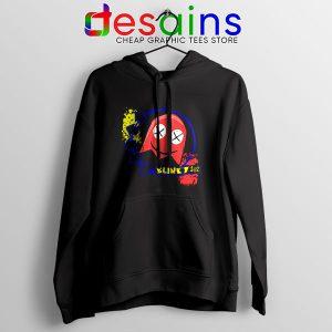 Cheap Blink 182 Game Hoodie Blinky Pac Man