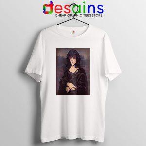 New Wave Mona Lisa T Shirt Ramona
