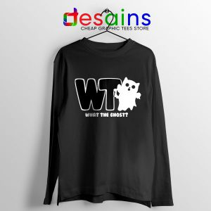 What The Ghost Long Sleeve Tee The Magnus Archives