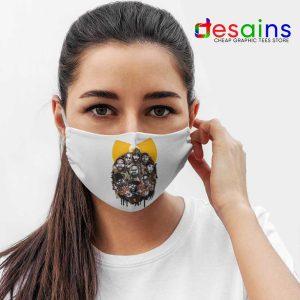 Wu Tang NY Yankees Mask Cloth Baseball Team