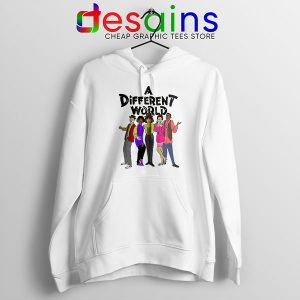 A Different World Style Hoodie Sitcom TV
