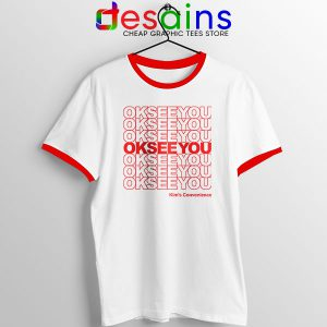 Best Kims Convenience Quote Ringer Tee Ok See You