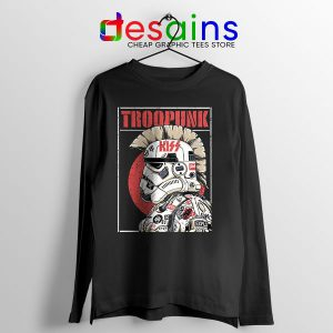 Best Stormtrooper Punk Long Sleeve Tee Star Wars Funny