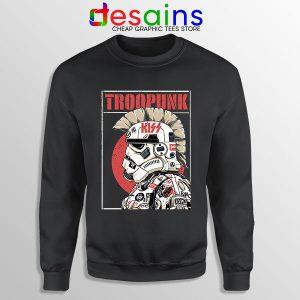 Best Stormtrooper Punk Sweatshirt Star Wars Rock