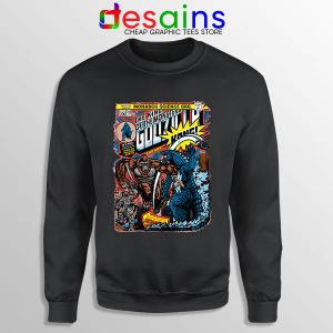 Best Titans Godzilla vs Kong Sweatshirt Monsters