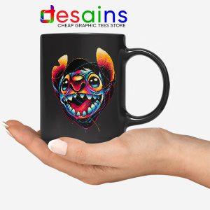 Colorful Stitch Disney Mug Lilo & Stitch