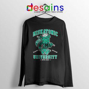 Miskatonic University Cthulhu Long Sleeve Tee Funny