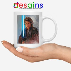 Star Wars Chosen One Mug Jedi Prophecy