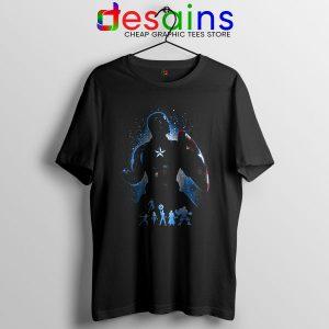 The Super Soldier Avengers T Shirt Captain America