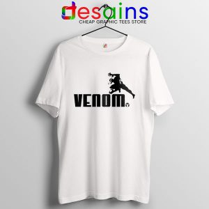 Venom 2 Puma Logo T Shirt Let There Be Carnage