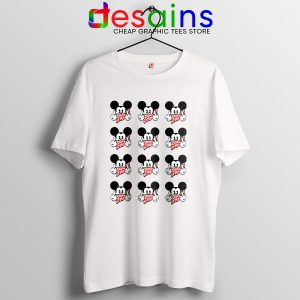 Mickey Mouse Flipping You Off T Shirt Disney Funny