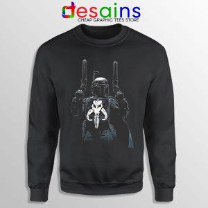 Punisher Galactic Star Wars Sweatshirt The Mandalorian