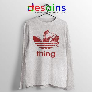 The Thing Outpost 31 Adidas Long Sleeve Tee John Carpenter