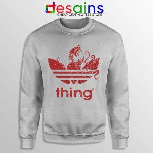 Thing Outpost 31 Adidas Sweatshirt John Carpenter