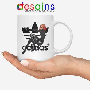 Best Natasha Romanoff Adidas Mug Black Widow