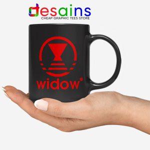 Black Widow Marvel Adidas Mug Cheap Merchandise