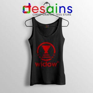 Black Widow Marvel Adidas Tank Top Cheap Apparel