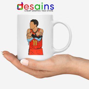 Ice Trae Young Meme Mug NBA Atlanta Hawks