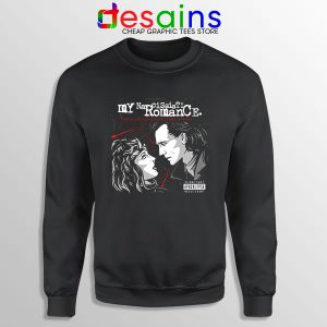 Loki My Chemical Romance Sweatshirt Narcissistic Romance