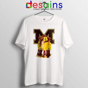 Michigan Fab 5 Roster T Shirt The Fab Five