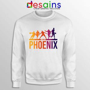 Phoenix Best 5 Lineup Sweatshirt Suns Finals NBA