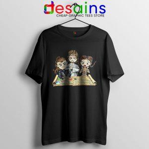 The Last Kingdom Chibi T Shirt Saxon Stories